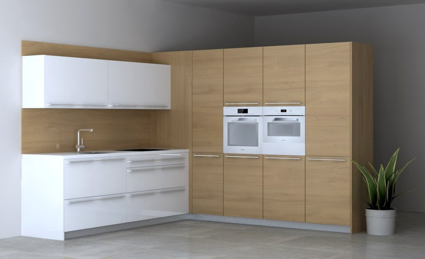 Liquidación de cocina modelo ARIANE-PLANO. Cambio de exposición por llegada de novedades.